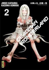 Deadman Wonderland -2- Tome 2