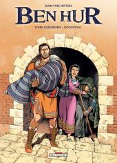 Ben Hur (Mitton) -4- Livre quatrième : Golgotha