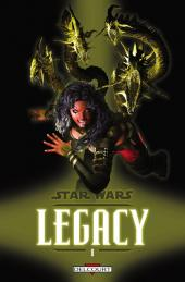 Star Wars - Legacy -8- Monstre