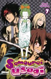 Samouraï Usagi -7- Tome 7