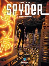 Spyder, tome 1 à 4