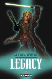 Couverture de Star Wars - Legacy -9- Le Destin de Cade