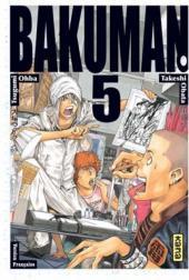 Bakuman. -5- Anthologie et album