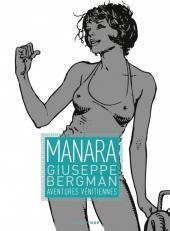 Giuseppe Bergman -1d- Aventures vénitiennes