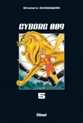Cyborg 009 -5- Tome 5