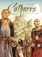 Cathares -1- Le Sang des martyrs