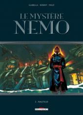 Le mystère Nemo -2- Nautilus