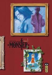 Monster (Urasawa - Deluxe) -3- Volume 3