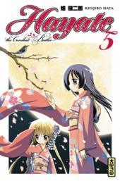 Hayate the combat butler -5- Tome 5