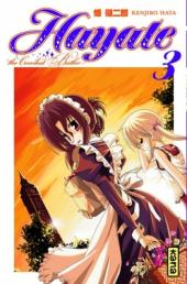 Hayate the combat butler -3- Tome 3