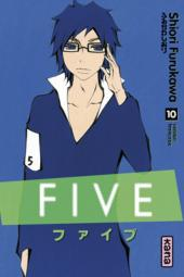 Couverture de Five -10- Tome 10