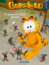 Garfield & Cie -5- Quand les souris dansent