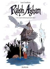 Ralph Azham -1- Est-ce qu'on ment aux gens qu'on aime ?