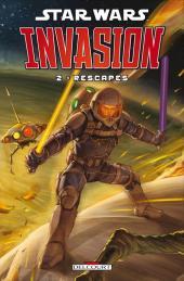 Star Wars - Invasion -2- Rescapés