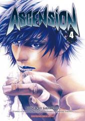 Ascension (Sakamoto) -4- Tome 4