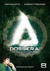 Dossier A. -8- Le Trésor des Templiers