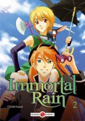 Immortal rain -2- Tome 2