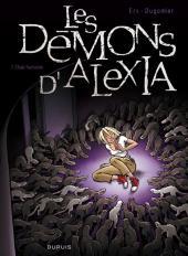 Les démons d'Alexia -7- Chair humaine