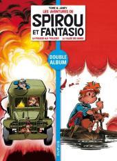 Spirou et Fantasio - Diptyques -3- La frousse aux trousses - La vallée des bannis
