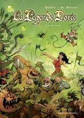 La légende dorée -3- Le Trou de Baal