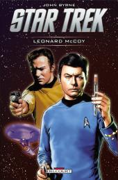 Star Trek (Delcourt) -3- Leonard McCoy