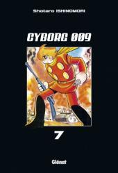 Cyborg 009 -7- Tome 7