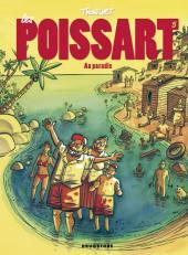Les poissart -5- Les Poissart au paradis !