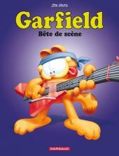 Garfield -52- Bête de scène