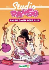 Studio danse -RJ2- Pas de danse pour Alia