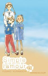 Simple comme l'amour -8- Tome 8