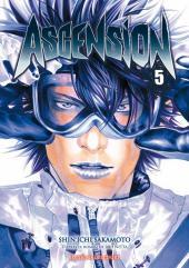 Ascension (Sakamoto) -5- Tome 5