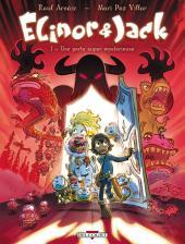 Élinor & Jack -1- Une porte super mystérieuse