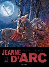 Jeanne d'Arc (Mangin/Puchol) -1- L'épée