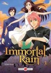 Immortal rain -3- Tome 3