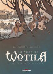 La saga de Wotila -1- Le Jour du prince Cornu