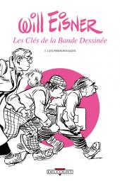 (DOC) Les Clés de la bande dessinée -3- Les Personnages