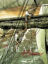 Les pirates de Barataria -4- Océan
