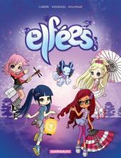 Les elfées -5- Les elfées 5