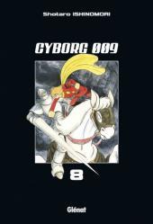Cyborg 009 -8- Tome 8