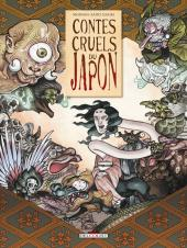 Couverture de Contes cruels du Japon