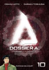 Dossier A. -10- La Déesse à la chouette