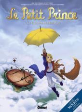Le petit Prince - Les Nouvelles Aventures -1- La Planète des Éoliens
