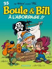 Boule et Bill -02- (Édition actuelle) -33- À l'abordage !!