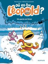 Où es-tu Léopold ? -2- Un pacte en hiver