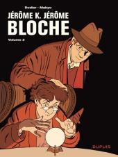 Jérôme K. Jérôme Bloche -INT2- L'intégrale - Tome 2