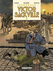 Victor Sackville -INT8- L'intégrale - volume 8