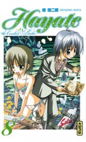 Hayate the combat butler -8- Tome 8