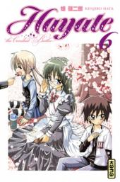 Hayate the combat butler -6- Tome 6