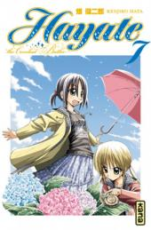 Hayate the combat butler -7- Tome 7