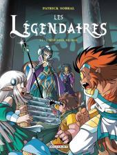 Les légendaires -14- L'Héritage du mal